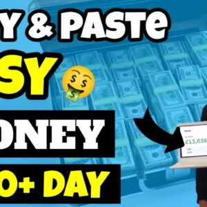 Earn Over $100 Daily With Copy And Paste FAST