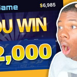 Free Game Pays REAL Money INSTANTLY! *Not Clickbait* (Paypal Free Money)