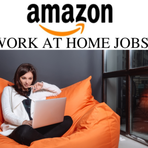 Amazon is Hiring Work at Home in the United States!
