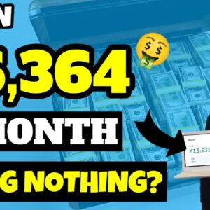 Earn $6,364 A Month DOING NOTHING!!!