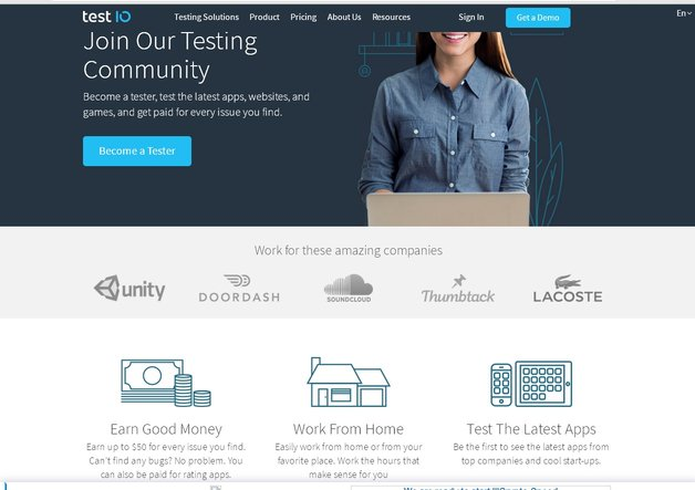 earn money from test.io,test.io,how to earn money online testing apps,how to earn money from test.io,earn money by testing websites