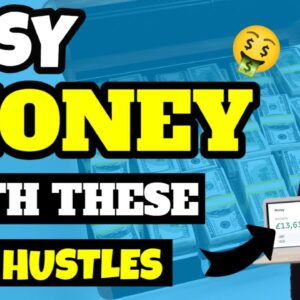 The Best Side Hustles To Make Money From Home FAST