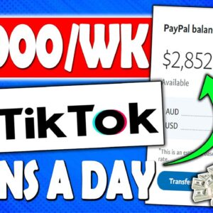 How To Earn Money From TikTok   9 Ways To Make Money on TikTok and Earn $2,000 a Week!