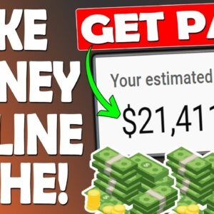 How To Make Money Online in The Make Money Online Niche & Get Paid $300 - $800 Daily.