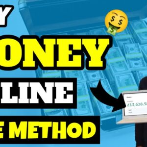 Earn Money Online For FREE [Step By Step]