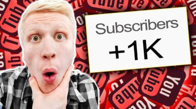 How to Get 1000 Subscribers on YouTube with ONE Video? (5 EXAMPLES!)